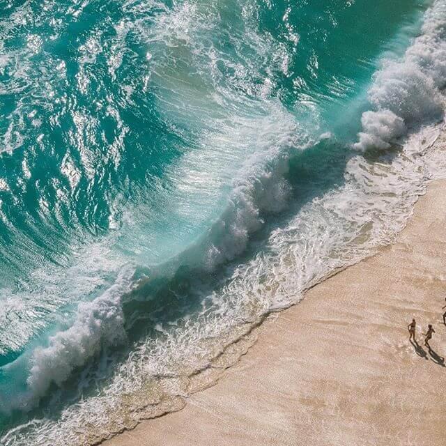 ขนาดความต่างระหว่างธรรมชาติกับมนุษย์ #SeaYouTomorrow #ทะเลวันพรุ่งนี้อยู่ในมือคุณ